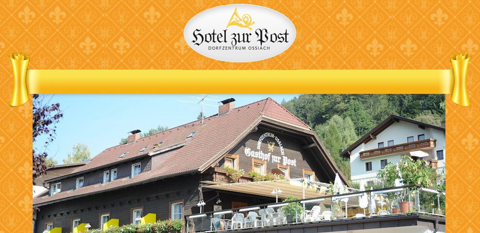 Unser Haus - hotel-gasthof-post.awm.at